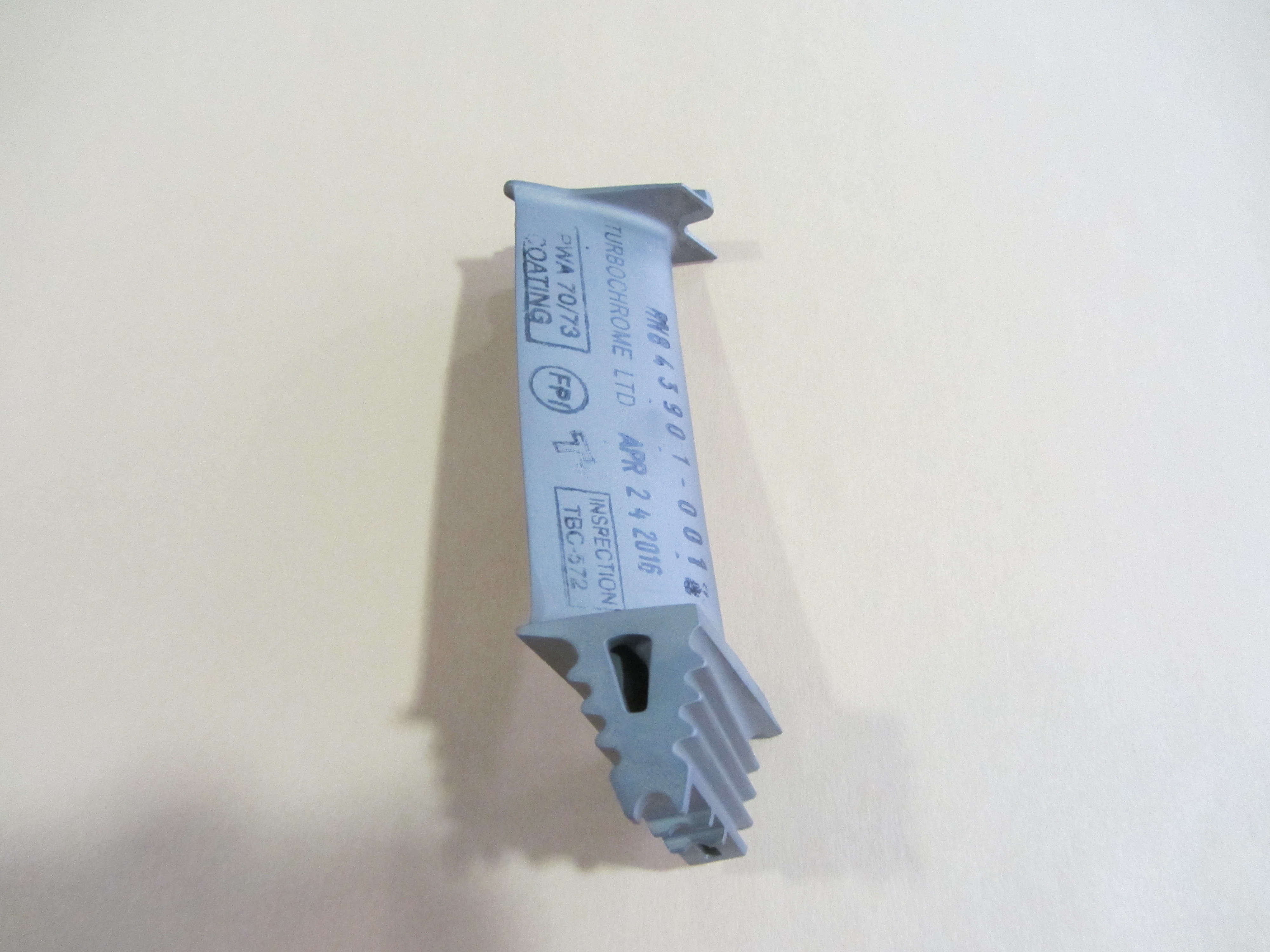 HPT刀片